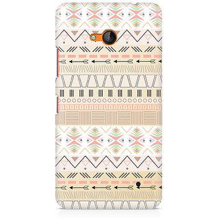 CopyCatz Tribal Chic02 Premium Printed Case For Nokia Lumia 640