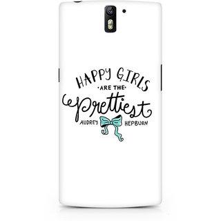 CopyCatz Happy Girls Premium Printed Case For OnePlus One