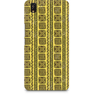 CopyCatz Tribal Vintage Ethnic Pattern Premium Printed Case For OnePlus X