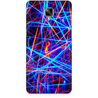 CopyCatz Abstract Ultra Premium Printed Case For OnePlus Three