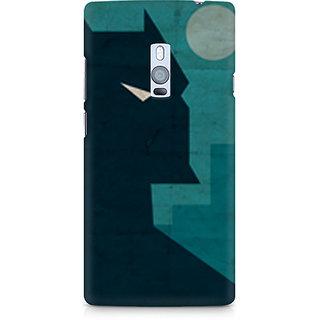CopyCatz Dark Knight Premium Printed Case For OnePlus Two