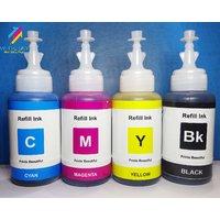 EPSON REFILL INK FOR L100, L110, L130, L200, L210, L220, L230, L300, L310, L350, L355, L360, L365, L550, L1300