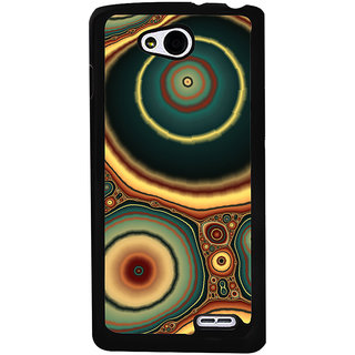 Ayaashii Colors Spread Back Case Cover for LG L90