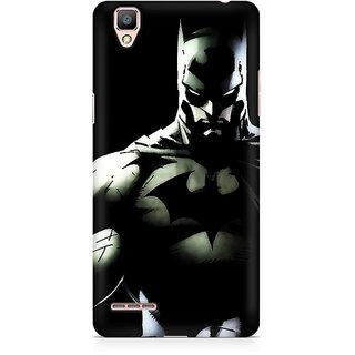 CopyCatz Batman Intense Premium Printed Case For Oppo F1