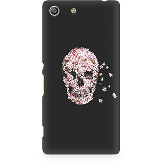 CopyCatz Skeleton Key Premium Printed Case For Sony Xperia M5