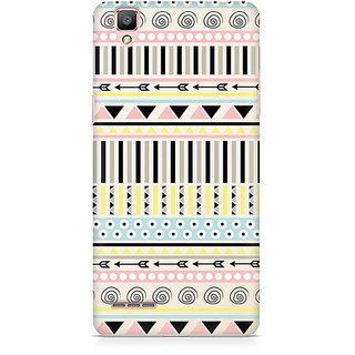CopyCatz Tribal Chic01 Premium Printed Case For Oppo F1 Plus