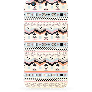 CopyCatz Tribal Chic07 Premium Printed Case For Oppo F1S
