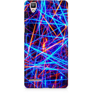 CopyCatz Abstract Ultra Premium Printed Case For Oppo F1 Plus