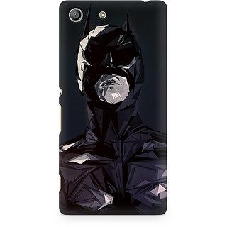 CopyCatz Bat Signal Bat Premium Printed Case For Sony Xperia M5