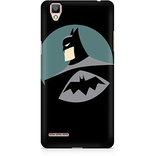 CopyCatz Batman Bond Style Premium Printed Case For Oppo F1 Plus