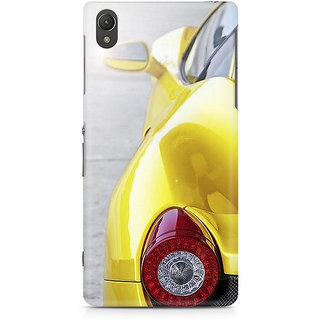 CopyCatz Chevron Abstract Premium Printed Case For Sony Xperia Z2 L50W