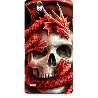 CopyCatz Do Good Premium Printed Case For Sony Xperia C4
