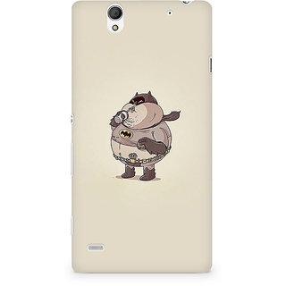 CopyCatz Ego Painting Premium Printed Case For Sony Xperia C4