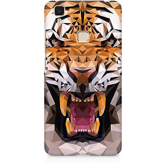 CopyCatz Redhood Equipment Premium Printed Case For Vivo V3 Max