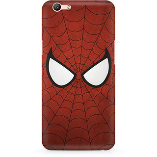 CopyCatz The Web Slinger Premium Printed Case For Oppo F1S