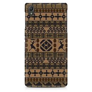 CopyCatz Tribal Lifestyle Premium Printed Case For Sony Xperia Z2 L50W