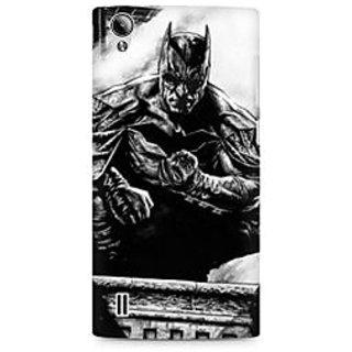 CopyCatz Batman The Dark Knight Premium Printed Case For Vivo Y15