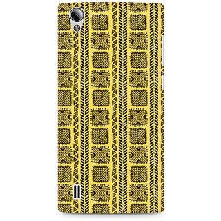 CopyCatz Tribal Ethnic Ornament Premium Printed Case For Vivo Y15