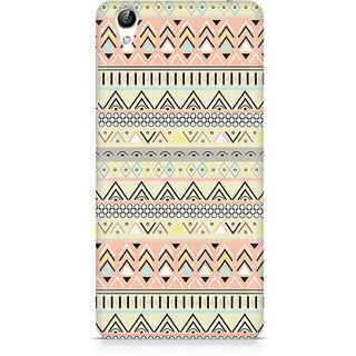 CopyCatz Tribal Chic05 Premium Printed Case For Vivo Y51L