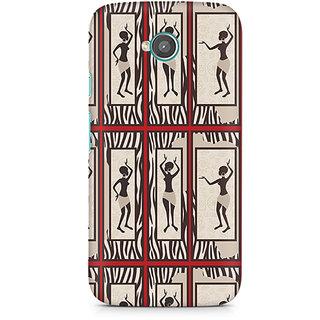CopyCatz Tribal Dance Premium Printed Case For Moto E2