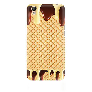 CopyCatz Dripping Chocolate Premium Printed Case For Oppo A37