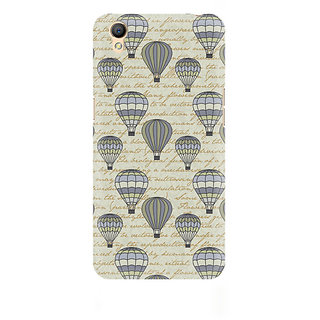 CopyCatz Balloon Scripture Premium Printed Case For Oppo A37