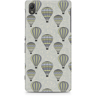 CopyCatz Stars And Balloons Premium Printed Case For Sony Xperia Z5 Dual