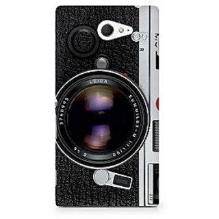 CopyCatz Britain Flag Premium Printed Case For Sony Xperia M2 S50h