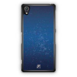 YuBingo Funky Blue Designer Mobile Case Back Cover For Sony Xperia Z2