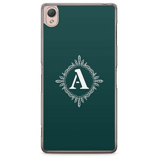 YuBingo Monogram With Beautifully Written Letter A Designer Mobile Case Back Cover For Sony Xperia Z3