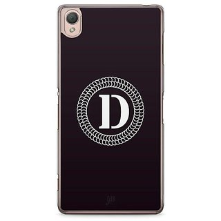 YuBingo Monogram With Beautifully Written Letter D Designer Mobile Case Back Cover For Sony Xperia Z3