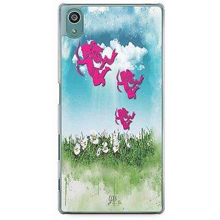 YuBingo Cupid Strikes Designer Mobile Case Back Cover For Sony Xperia Z5