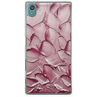 YuBingo Oil Paint Petals Designer Mobile Case Back Cover For Sony Xperia Z5