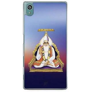 YuBingo Kabir Das Ji Designer Mobile Case Back Cover For Sony Xperia Z5