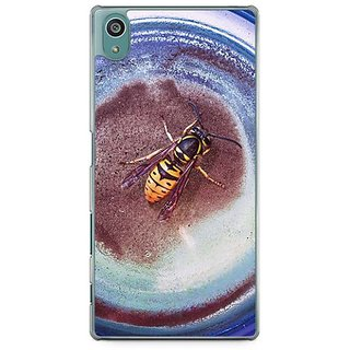 YuBingo Fly On Plate Designer Mobile Case Back Cover For Sony Xperia Z5