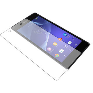 Sony Xperia T3 TEMPERED GLASS WITH OTG CABLE