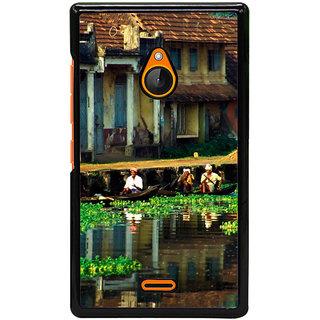 Ayaashii Two Puppies Back Case Cover for Nokia Lumia 540::Microsoft Lumia 540