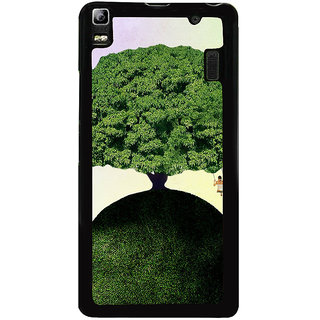 Ayaashii Animated Tree Back Case Cover for Lenovo K3 Note