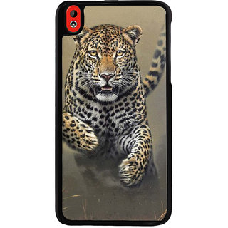 Ayaashii Running Tiger Back Case Cover for HTC Desire 816::HTC Desire 816 G