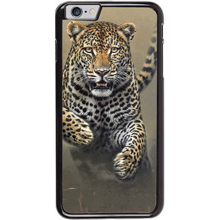 Ayaashii Running Tiger Back Case Cover for Apple iPhone 6 Plus