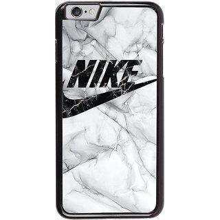 Ayaashii Nyke Logo Back Case Cover for Apple iPhone 6 Plus