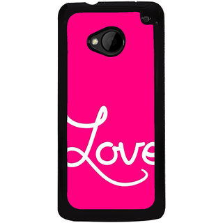 Ayaashii Footpath Click Back Case Cover for HTC One M7::HTC M7