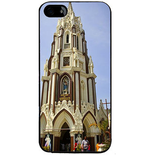 Ayaashii Our Lady Of Church Back Case Cover for Apple iPhone 5::Apple iPhone 5S