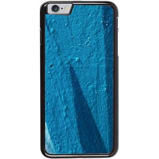 Ayaashii Blue Paint Back Case Cover for Apple iPhone 6S Plus
