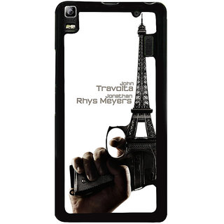 Ayaashii John Travolta Back Case Cover for Lenovo K3 Note