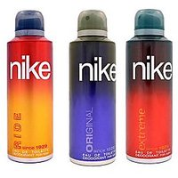 Nike Extreme Original Ride Deodorant For Men-200ml Each