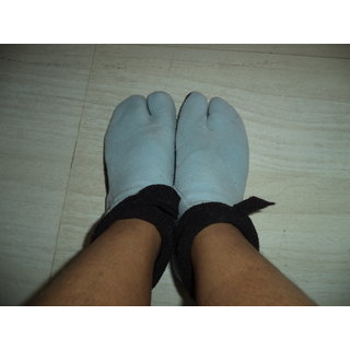 WOOLEN ANKLE FIT SOCKS 1 PAIR FOR FEMALE