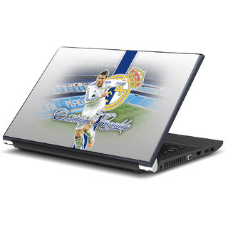 Cristiano Ronaldo from Real Madrid Laptop Skin by Artifa (LS0206)
