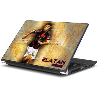 Zlatan Ibrahimovic football Laptop Skin by Artifa (LS0355)