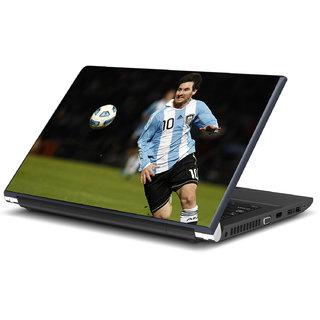 Lionel Messi football Laptop Skin by Artifa (LS0258)